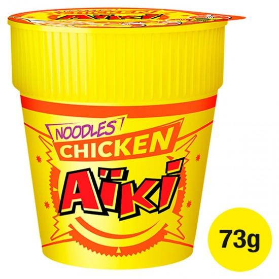 Aiki nouilles poulet
