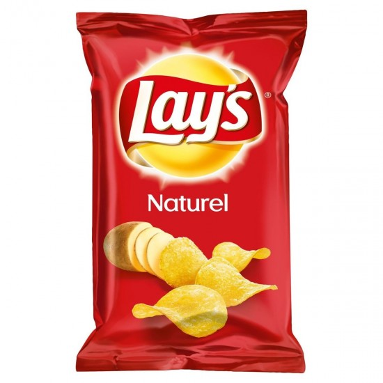 Lay's naturel sel 275g